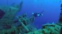Un plongeur à Chypre. (photo d'illustration)
