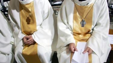 """76% des catholiques sondés estiment que la réaction de la hiérarchie catholique n'a pas été """"à la hauteur de ces révélations sur les violences sexuelles dans l'Église"""". (PHOTO D'ILLUSTRATION)"""