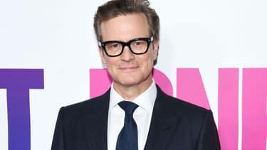 """Colin Firth à la première de """"Bridget Jones Baby"""" à New York, le 12 septembre 2016"""
