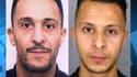 Les frères Abdeslam, Brahim et Salah.