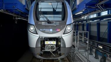 IDF Mobilités commande 47 trains