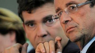 François Hollande et Arnaud Montebourg vont dévoiler leurs projets industriels