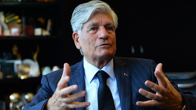 Maurice Lévy.