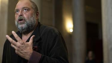 Eric Dupond-Moretti au tribunal de Lyon, le 24 septembre 2019