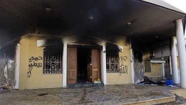 Consulat américain attaqué à benghazi, en Libye