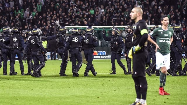 Saint-Etienne – Lyon: le dossier mis en instruction