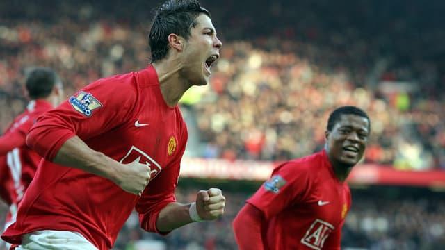 Ronaldo Evra (MU)