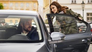 Ce mercredi, Uber déploie en France son bouton d'urgence, sous la forme d'un petit bouclier.
