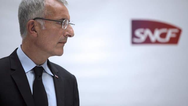 """Guillaume Pepy estime que la fraude est devenue """"un problème de société"""""""