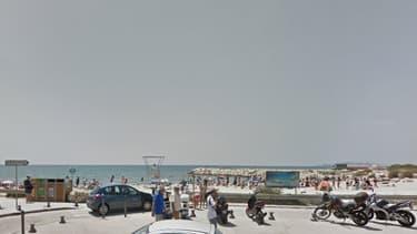 Le drame a eu lieu à proximité de la plage Borély