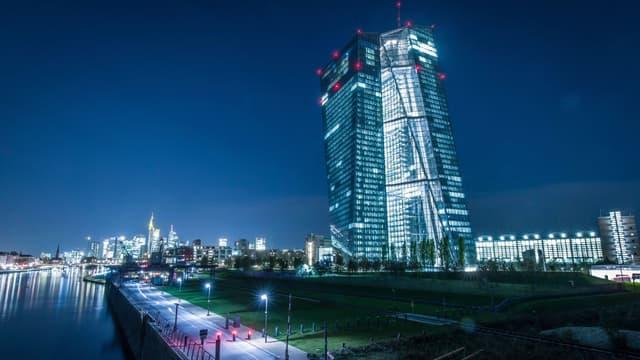 La BCE a transmis ses inquiétudes aux ministres des Finances de  la zone euro