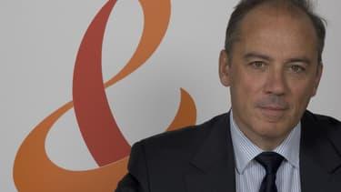 Selon Stéphane Richard, PDG d'Orange, l'accord passé avec Free devrait rapporter 2 milliards d'euros. ( Photo : Reuters)