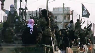 Daesh - Image de propagande - Image d'illustration