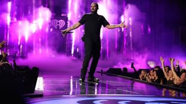 Drake sur scène en septembre 2016 à Las Vegas