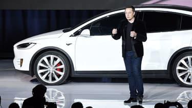 Elon Musk peut bomber le torse