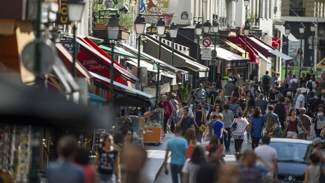 La capitale compte 83.399 locaux en rez-de-chaussée fin 2020