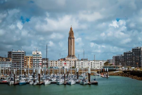 Le port du Havre a été le point de départ des deux expéditions de Jean-Baptiste Charcot en Antarctique