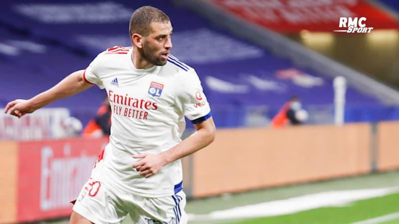 OL-Ajaccio : Garcia ravi de la bonne entente entre Slimani et les autres attaquants