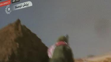 Capture d'écran de la page Facebook du média kurde Rudaw