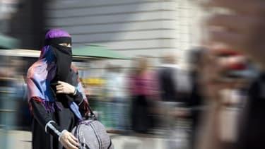Le port du niqab dans la rue est interdit en France depuis une loi votée en 2011.