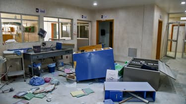 Un hôpital été vandalisé au Mexique suite à des rumeurs sur la propagation intentionnelle du coronavirus, par fumigation.