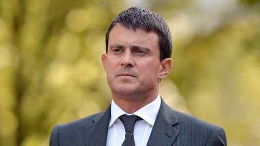 Le ministre de l'Intérieur Manuel Valls se rend mardi matin à Forbach en Moselle pour évoquer la sécurité
