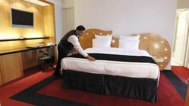 Les hôtels ont vu leur fréquentation augmenter grâce à la clientèle intérieure