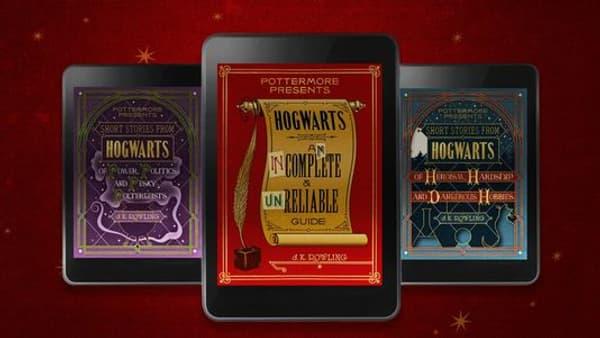 Les e-books Harry Potter