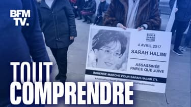 TOUT COMPRENDRE - Affaire Sarah Halimi