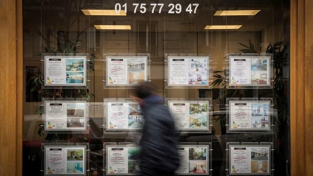 Les taux immobiliers restent à un plus bas.