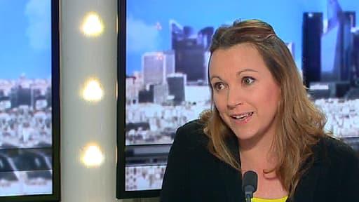 Axelle Lemaire, la secrétaire d'Etat au numérique, était l'invitée d'HEdwige Chevrillon ce 30 juin 2014.