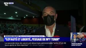 """Edouard Philippe: """"J'essaye de gouverner mon action en respectant deux principes: la loyauté et la liberté"""""""