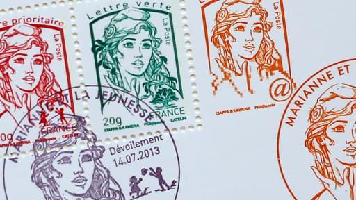 Le prix du timbre va augmenter de 3 centimes au 1er janvier.