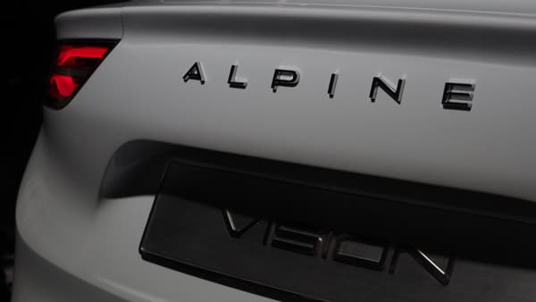 Concept Alpine Vision