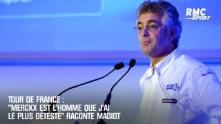 """Tour de France : """"Merckx est l'homme que j'ai le plus détesté"""" raconte Madiot"""