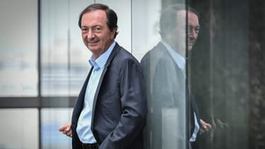 """""""Si je n'ai pas les produits, on ira les chercher comme on l'a fait pour les masques"""", prévient Michel-Edouard Leclerc."""