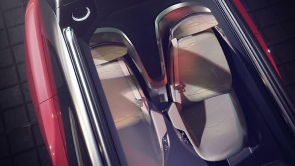 Le SUV proposerait trois rangées de sièges.