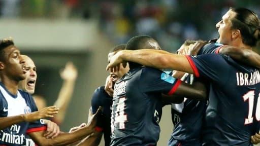 Le PSG remet en jeu son titre de champion de France