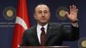 Mevlut Cavusoglu, ministre turc des affaires étrangères