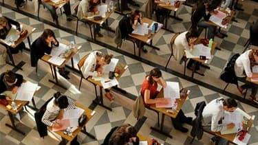 700 000 candidats plancheront sur les épreuves du bac cette année.