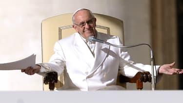Le pape François, en février 2016.