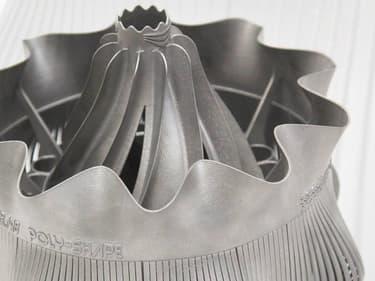 Poly-Shape, le leader européen de la fabrication additive pour les industries, fait partie des PME françaises qui déposent le plus de brevets d'impression 3D.