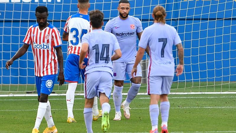 Depay confie sa fierté après ses débuts réussis avec le Barça