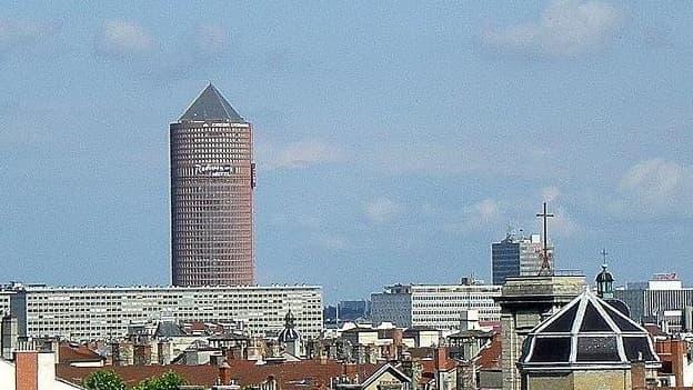 Lyon, nouvelle place forte en bureaux placés