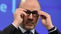 Pierre Moscovici a livré de nouvelles estimations de croissance concernant la zone euro.