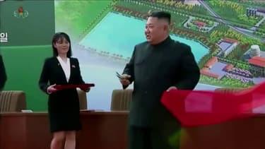 La première apparition publique de Kim Jong-Un après trois semaines d'absence en Corée du Nord