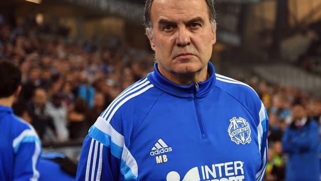 Marcelo Bielsa, l'entraîneur de l'OM