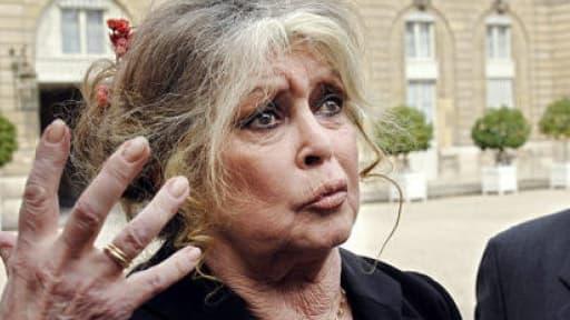 """Brigitte Bardot a également annoncé son intention de porter plainte au nom de sa fondation pour traîner en justice """"ceux qui ont blessé les protecteurs des animaux"""