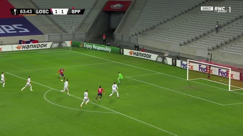Ligue Europa: Lille qualifié pour les 16es de finale grâce à Yilmaz