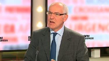 Thierry Repentin, le ministre chargé des Affaires européennes, était l'invité d'Hedwige Chevrillon dans le Grand Journal ce 18 décembre.